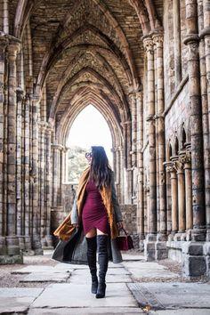 Autumn in Scotland :: High boots