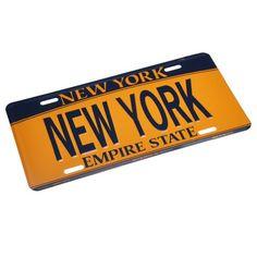 NEW YORK - New York License Plate NY... $7.99 #bestseller