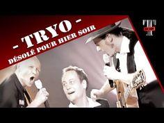 """Tryo """"Désolé pour hier soir"""" (TARATATA Dec. 2006)"""