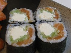 Can not get enough sushi. The Philadelphia roll is my favorite!