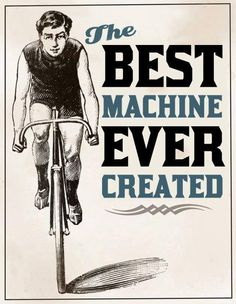 The best machine ever create! #bikes #typography #fixie