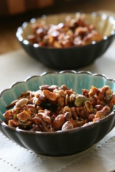 Gluten Free: Grain-Free Granola via IngredientsInc.net