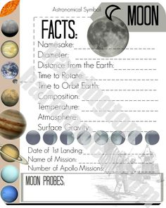 solar system notebooking - photo #6