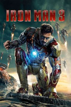 Iron Man 3- Usually by the 3rd, movies start to suck but this was awesome!!!
