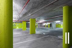 parking garage: