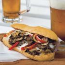 Try the Smoky Philly Cheesesteaks Recipe on Williams-Sonoma.com