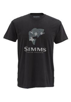 48c9203178692 Bass Logo SS T - Simms Fishing Products Fishing Shop