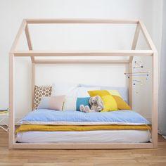 Bonnesoeurs Beech Wood House Bed-product