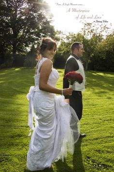 """#weddingphotographer """"From a Single Moment comes...A Masterpiece of Life & Love"""" - Serena Vokes"""