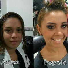 Antes e Depois  #makelove