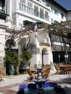 Hôtel El-Djazaïr (ex-Saint-George) à Alger