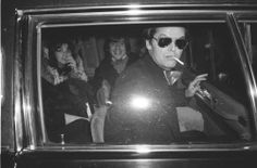 Jack Nicholson, Linda Ronstadt and Carl Bernstein, Jan, 20th 1977.