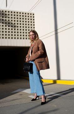 M Missoni Blazer courreges purse