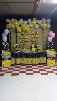 Gender Reveal Party Quot What Will It Bee Quot Baby Pinterest