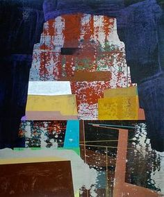 Jim Harris: Untitled. #art #painting