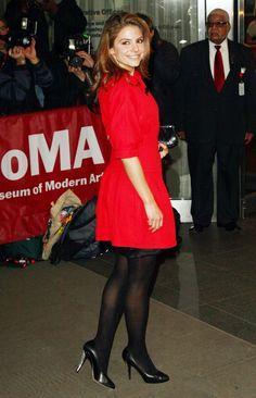 Celebrity Hosiery: Maria Menounos - #hosiery