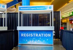 trade show registration booths - Google Search