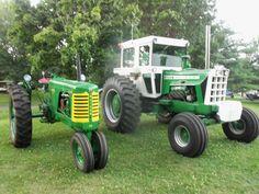 Oliver Super 77 & Large 2255