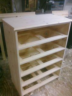 Image Of Building A Dresser