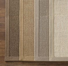 This Belgian Looped Wool Sisal Rug is made with natural wool and pure linen –– Spring-Clean Your Decor With Sustainable Switcheroos