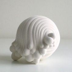 white - ceramic - Kristine Tillge Lund