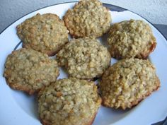 Banana Oatmeal Cookies | Weight Watchers Friendly Recipes