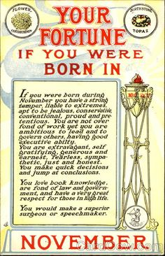 Your Fortune If You Were Born In December Birthday.I would agree with some of these but not all. The extreme likes and dislikes is spot on though December Baby, November Month, December Birthday, Happy Birthday, Hello November, Birthday Greetings, Birthday Wishes, Astrology Zodiac, Zodiac Signs