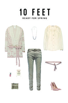 10 FEET | Spring 2016 | Outfit Inspiration