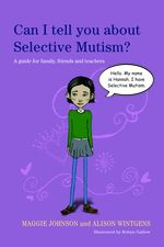 Can I tell you about Selective Mutism?  This sounds like it might be fascinating.