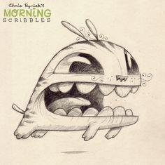 Morning+Scribbles+#142