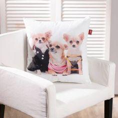 Obliečka Gang psov, 45x45cm     #vankuse#dremandfun#obyvacka#detskaizba#spalna Throw Pillows, Bed, Toss Pillows, Cushions, Stream Bed, Decorative Pillows, Beds, Decor Pillows, Scatter Cushions