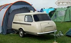 Tuck In Time people & we close the show with my favourite Mini Caravan on the scene today. So cool & the inspiration for my own Clubavan idea that I hope to build 1 day... maybe... lol Goodnight my friends