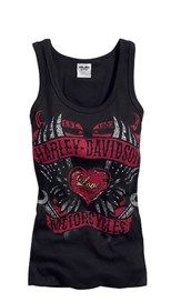 Hearts and Wrenches Tank (96086-14VW)