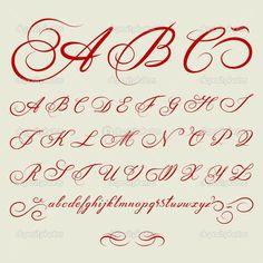 caligrafia portuguesa cursiva - Pesquisa Google                                                                                                                                                                                 Mais
