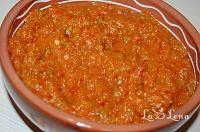 Zacusca de dovlecei(varianta rapida si sanatoasa) - LaLena.ro Macaroni And Cheese, Salsa, Mexican, Fish, Meat, Ethnic Recipes, Pizza, Romanian Recipes, Canning