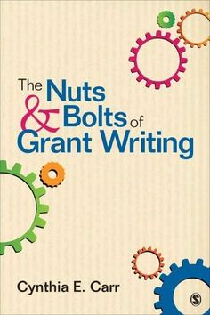 The Nuts and Bolts of Grant Writing (eBook Rental) Grant Proposal Writing, Grant Writing, Writing A Book, University Of South Dakota, Grant Money, Nonprofit Fundraising, Fundraising Ideas, Research Grants, Writing Resources
