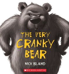 Reader's Theater Script for The Very Cranky Bear. Reader's theater is a great way to practice fluency and teaches students how to read off a script. Reader's theater allows the students to become creative while still learning fluency. Daily 5, Toddler Books, Childrens Books, Toddler Fun, Great Books, My Books, Library Books, Story Books, Kids Library