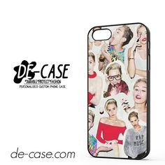 Miley Cyrus College DEAL-7236 Apple Phonecase Cover For Iphone SE Case