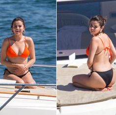Selena Gomez is all smiles as she relaxes on yacht in Sydney