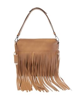 Large Fringe Shoulder Bag by Miu Miu Large Shoulder Bags, Fringe Trim,  Large Bags 9390c686c4