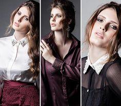 Bom dia! As golas decoradas tornam a camisa ainda mais sofisticada e elegante. Venha saber um pouquinho mais no blog: http://www.macksonn.com.br/blog/
