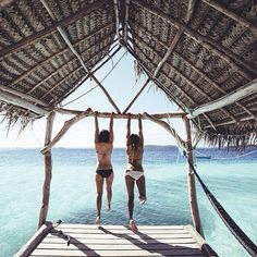 Summer Vibes :: Beach :: Friends :: Adventure :: Sun :: Salty Fun :: Blue Water :: Paradise :: Bikinis :: Boho Style :: Fashion + Outfits :: Free your Wild + see more Untamed Summertime Inspiration Summer Goals, Summer Of Love, Summer Fun, Style Summer, Summer Beach, Pink Summer, Best Friend Goals, Best Friends, Friends Girls