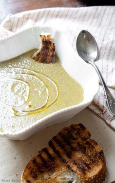Five-Spice Lentil Soup