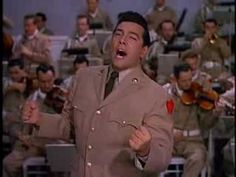 Mario Lanza - With a Song in My Heart - Garbo & Taylor - Astaire & Charisse - YouTube