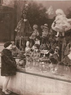 ...dreaming of toys...1920'S