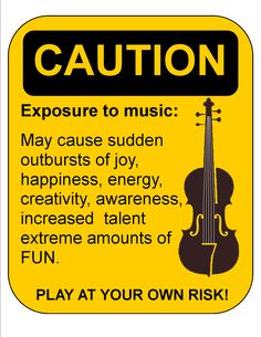 CAUTION- Exposure to music* can make you HAPPY .... https://www.youtube.com/watch?v=y6Sxv-sUYtM ... or SAD .... https://www.youtube.com/watch?v=08DjMT-qR9g .... or somewhere in between .... https://www.youtube.com/watch?v=0g9poWKKpbU