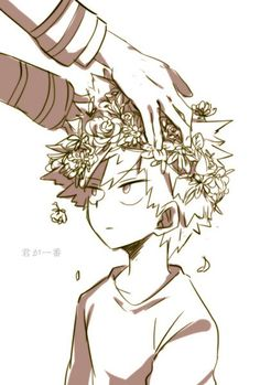 Katsuki is literally my precious baby if anything happens to him I will cry