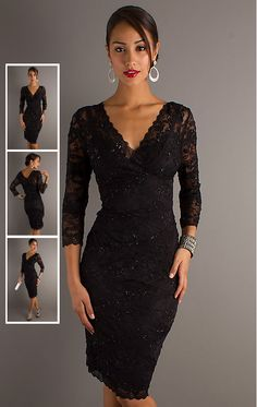It was hard to find this dress but I got it in size 10 and bought another one shorter sleeve They only do exchanges decided on the other dress I Love this one but I've gained a few Lbs. SO, IF INTERESTED MESSAGE ME ON FB. OR CALL ME   803-747-0168!!   Black holiday dress Cost $138.00 + tax S approx. $145!!