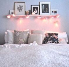 Gorgeous 60 Graceful Bedroom Decor Ideas for Girls Teenage #teen #bedroom #ideas