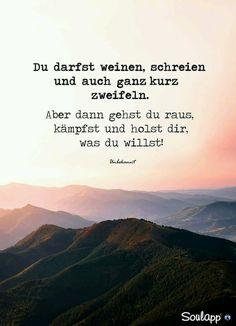 #soulapp #sprüche #aufstehen #lebensweisheit #quotes